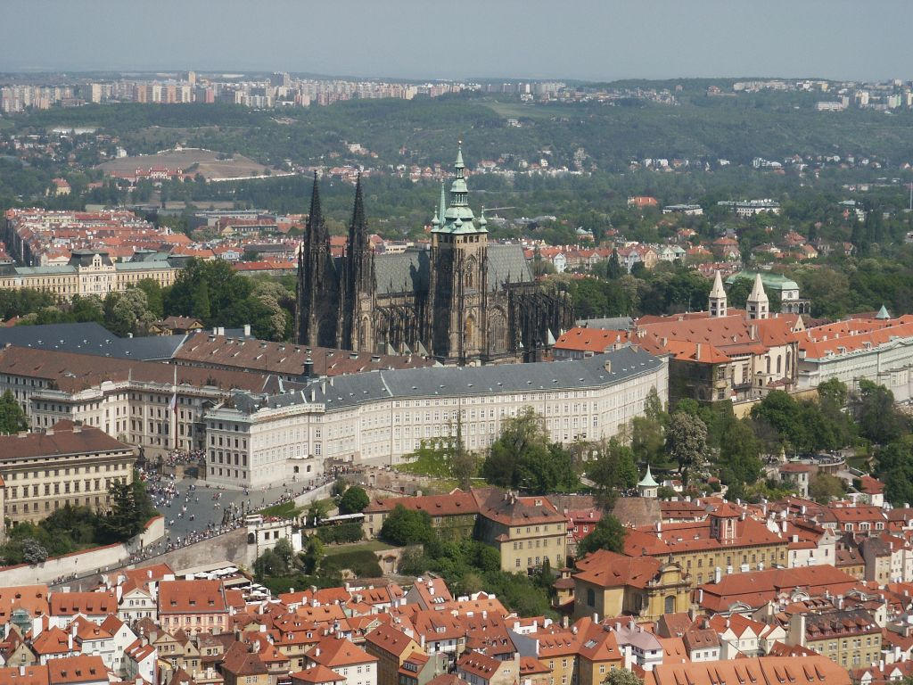 Prague Castle History The History of Prague Castle