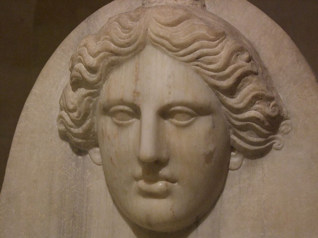 Sculpture Woman Face images