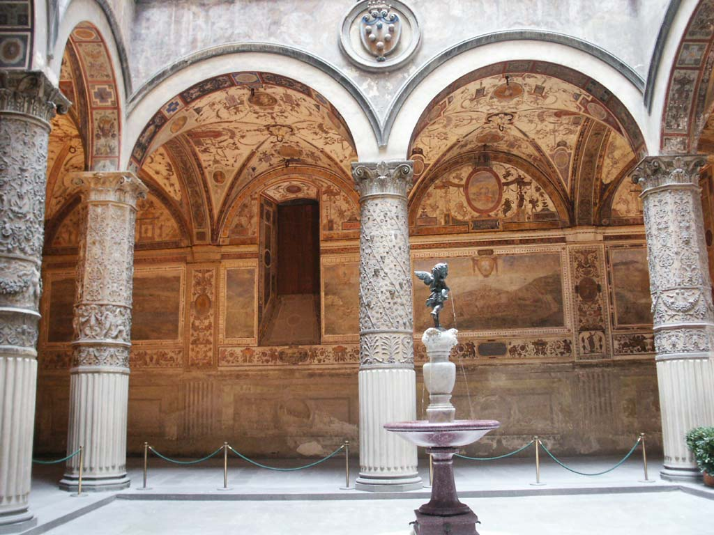palazzo vecchio entrance - photo #26